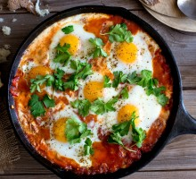 Algharbia farms beef shakshuka recipe