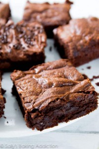 Algharbia farms chewy brownies recipe