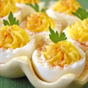 Algharbia farms deviled eggs recipe