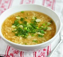 Algharbia farms egg drop soup recipe