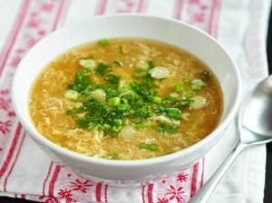 Algharbia farms egg drop soup recipe