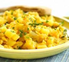 Algharbia farms scrambled egg fries recipe