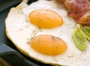 Algharbia farms sunny side up eggs recipe